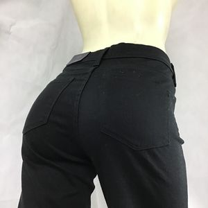 Not Your Daughters Jeans Crop Size 2 Black (Z^